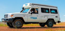 Cheapa Trailfinder Camper