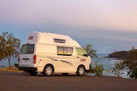 Hippie Endeavour Camper