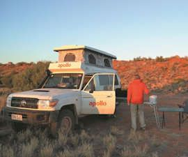 Trailfinder Camper 4 Wheel Drive