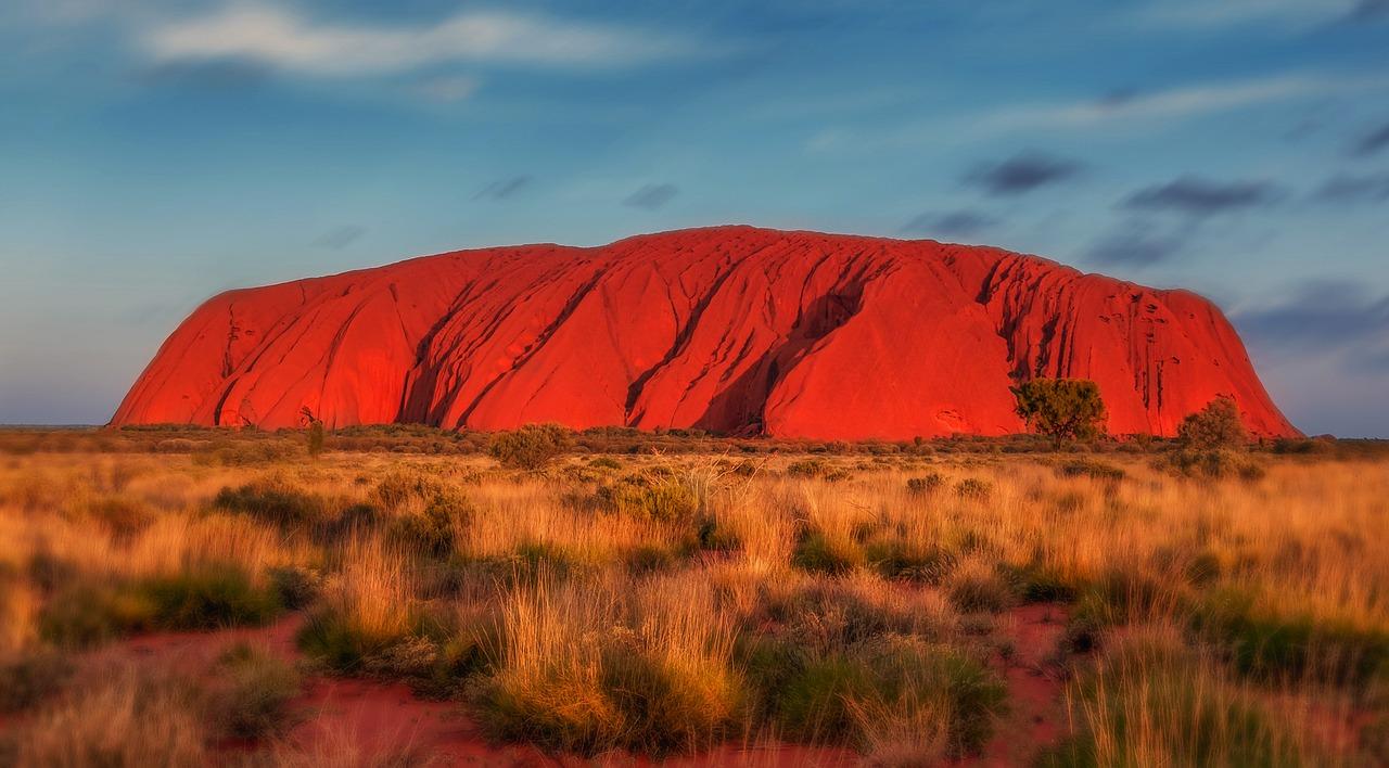 Adelaide to Darwin Campervan Road Trip